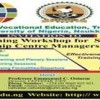 Executive Training Workshop for Skills Training/Entrepreneurship Centre Managers & Supervisors